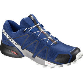 Salomon Speedcross 4 Shoes Men Mazarine Blue Wil/Black/White